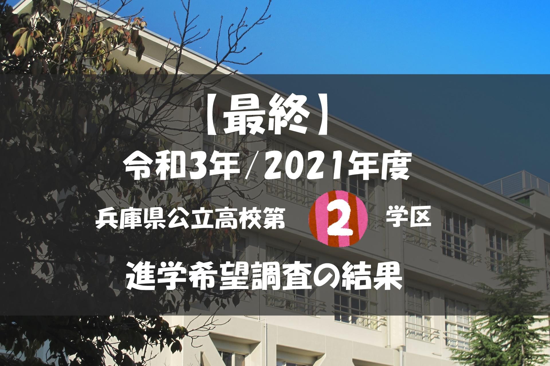 兵庫 県 公立 高校 倍率 2021 第 二 学区